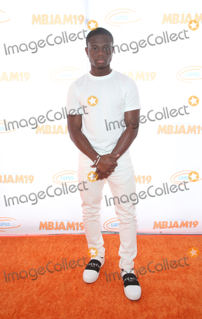 Akili McDowell Photo - 27 July 2019 - Hollywood California - Akili McDowell Michael B Jordan And Lupus LA Present 3rd Annual MBJAM19 held at Dave  Busters Photo Credit FSadouAdMedia