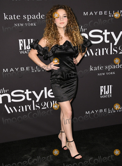 Sofie Dossi Photo - 21 October 2019 - Hollywood California - Sofie Dossi 2019 InStyle Awards held at The Getty Center Photo Credit Birdie ThompsonAdMedia