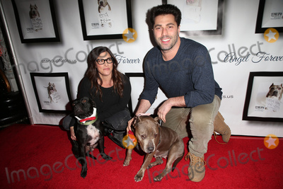 Adam Ray Photo - Josh Wolf05 November 2017 - Hollywood California - Rebecca Corry Adam Ray 7th Annual Stand Up For Pits held at Avalon Hollywood Photo Credit F SadouAdMedia