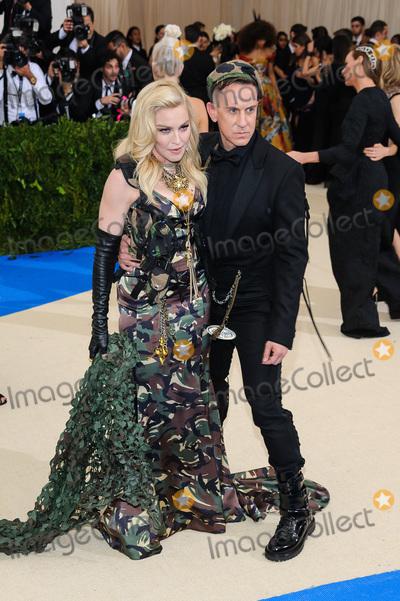 Madonna Photo - 01 May 2017 - New York New York - Madonna Jeremy Scott 2017 Metropolitan Museum of Art Costume Institute Benefit Gala at The Metropolitan Museum of Art Photo Credit Christopher SmithAdMedia