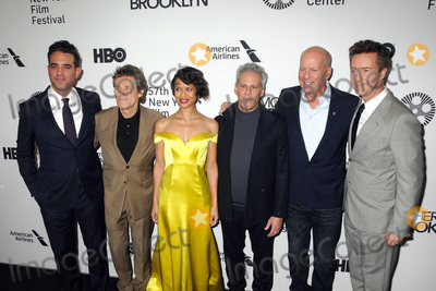 Bobby Cannavale Photo - 11 October 2019 - New York New York - Bobby Cannavale Willem Dafoe Gugu Mbatha-Raw Josh Pais Bruce Willis and Edward Norton Motherless Brooklyn Premiere during the 57th New York Film Festival Photo Credit AdMedia