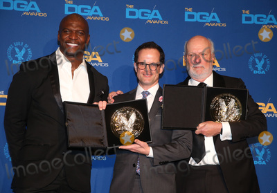 Andy Fisher Photo - 25 January 2020 - Los Angeles California - Terry Crews Andy Fisher James Burrows 72nd Annual Directors Guild Of America Awards (DGA Awards 2020) held at the The Ritz Carlton Photo Credit F SadouAdMedia