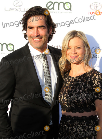 Amy Smart Photo - 23 September 2017 - Santa Monica California - Carter Oosterhouse and Amy Smart 27th Annual EMA Awards Hosted by Jaden Smith held at Barker Hangar In Santa Monica Photo Credit AdMedia