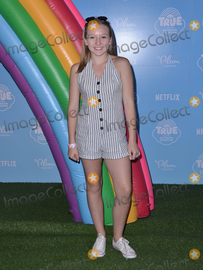 Anna Bartlam Photo - 10 August  2017 - Los Angeles California - Anna Bartlam   Premiere of Netflixs True and The Rainbow held at Pacific Theaters at The Grove in Los Angeles Photo Credit Birdie ThompsonAdMedia