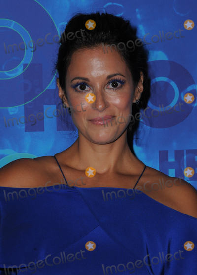 Angelique Cabral Photo - 18 September 2016 - Los Angeles California - Angelique Cabral HBO Post Award Reception following the 68th Primetime Emmy Awards held at the Pacific Design Center Photo Credit Byron PurvisAdMedia