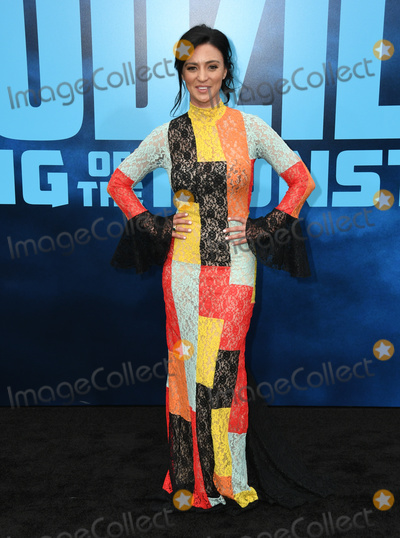 Natalie Shaheen Photo - 18 May 2019 - Hollywood California - Natalie Shaheen Godzilla King Of The Monsters Los Angeles Premiere held at TCL Chinese Theatre Photo Credit Birdie ThompsonAdMedia