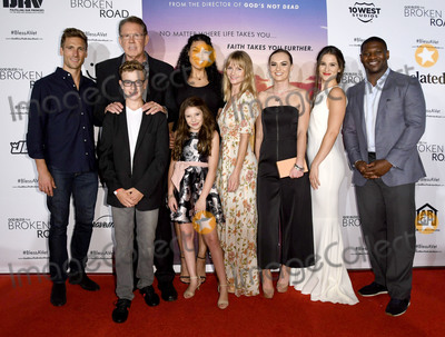 Andrew Walker Photo - 05 September 2018 - West Hollywood California - Andrew Walker Gary Brubbs Ian Van Houten Jordin Sparks Makenzie Moss Lindsay Pulsipher Madeline Carroll Gianna Simone LaDanian LT Tomilson God Bless the Broken Road LA Special Screening held at Silver Screen Theater at the Pacific Design Center Photo Credit Birdie ThompsonAdMedia