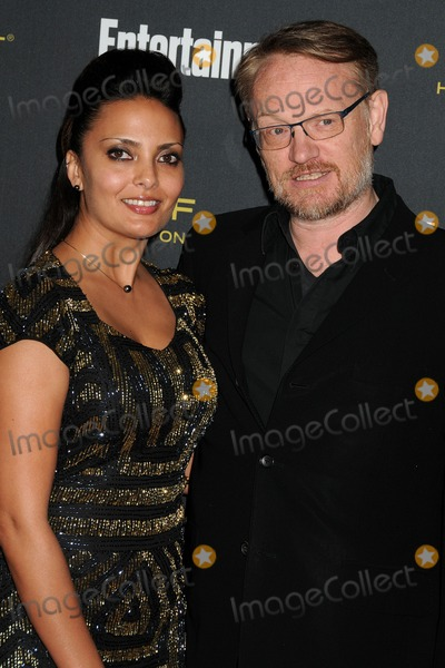 Allegra Riggio Photo - 23 August 2014 - West Hollywood California - Allegra Riggio Jared Harris Entertainment Weekly 2014 Pre-Emmy Party held at Fig  Olive Photo Credit Byron PurvisAdMedia
