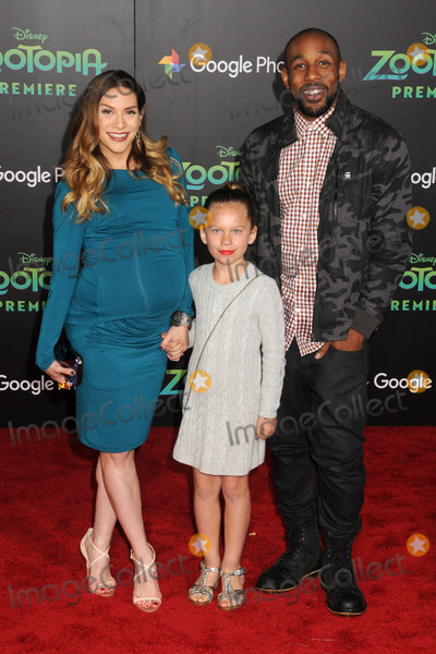 Stephen Boss Photo - 17 February 2016 - Hollywood California - Allison Holker Stephen Boss tWitch Zootopia Los Angeles Premiere held at the El Capitan Theatre Photo Credit Byron PurvisAdMedia
