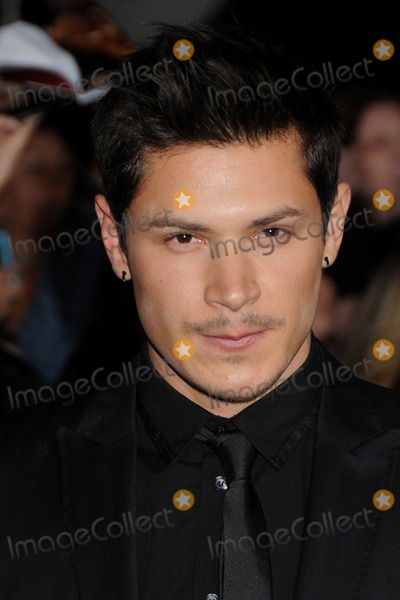 Alex Meraz Photo - 14 November 2011 - Los Angeles California - Alex Meraz The Twilight Saga Breaking Dawn Part 1 Los Angeles Premiere held at Nokia Theatre LA Live Photo Credit Byron PurvisAdMedia