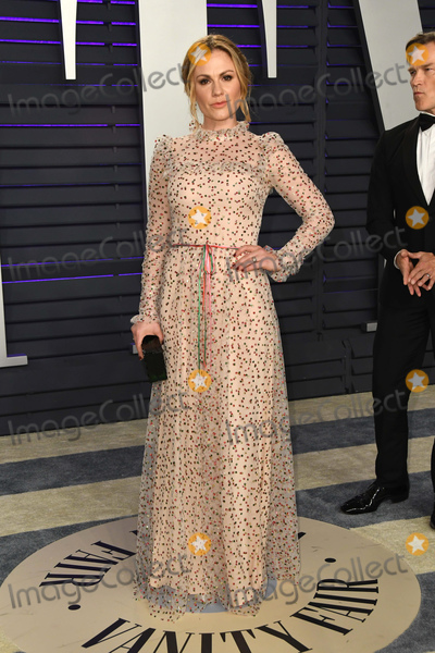 Anna Paquin Photo - 24 February 2019 - Los Angeles California - Anna Paquin 2019 Vanity Fair Oscar Party following the 91st Academy Awards held at the Wallis Annenberg Center for the Performing Arts Photo Credit Birdie ThompsonAdMedia