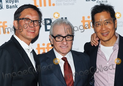 Andrew Loo Photo - 10 September 2014 - Toronto Canada - Andrew Lau Justin Chon Andrew Loo Revenge Of The Green Dragons Premiere during the 2014 Toronto International Film Festival held at the Ryerson Theatre Photo Credit Brent PerniacAdMedia