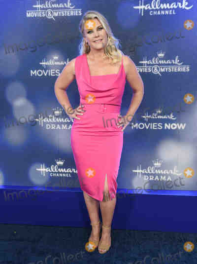Alison Sweeney Photo - 26 July 2019 - Beverly Hills California - Alison Sweeney Hallmark Channel and Hallmark Movies  Mysteries 2019 Summer TCA held at a Private Residence Photo Credit Birdie ThompsonAdMedia