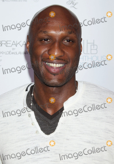 Lamar Odom Photo - 04 April 2011 - Hollywood California - Lamar Odom Khloe Kardashian Odom And Lamar Odom Unbreakable Fragrance Launch held at The Redbury Hotel Photo Michael JadeAdMedia