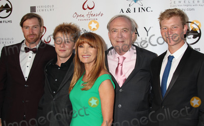 James Keach Photo - 10 May 2014 - Malibu California - Jane Seymour James Keach sons Open Hearts Foundation 4th Annual Gala Photo Credit Russ ElliotAdMedia