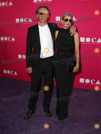 Alex Van Halen Photo - 29 April 2017 - Los Angeles California - Alex Van Halen and wife Stine Schyberg 2017 MOCA Gala held at The Geffen Contemporary at MOCA Photo Credit AdMedia