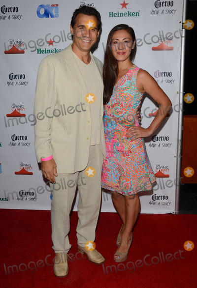 Adrian Paul Photo - 21 August 2014 - Los Angeles California - Adrian Paul Arrivals for OK TV Pre-Awards party honoring Emmy nominees and presenters held at the Sofitel Los Angeles at Beverly Hills in Los Angeles Ca Photo Credit Birdie ThompsonAdMedia