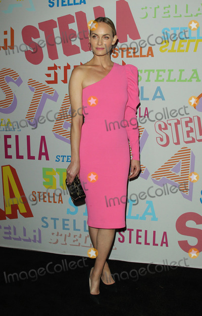 Amber Valletta Photo - 16 January 2018 - Pasadena California - Amber Valletta Stella McCartney Autumn 2018 Presentation held at SIR Studios in Los Angeles Photo Credit AdMedia