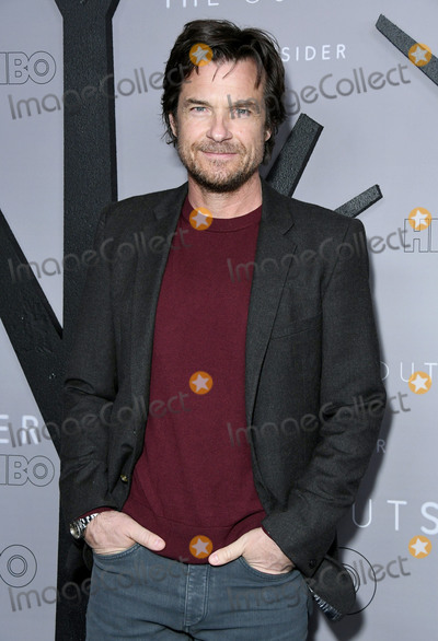 Jason Bateman Photo - 09 January 2020 - West Hollywood California - Jason Bateman Premiere Of HBOs The Outsider - Los Angeles  held at DGA Theater Photo Credit Birdie ThompsonAdMedia