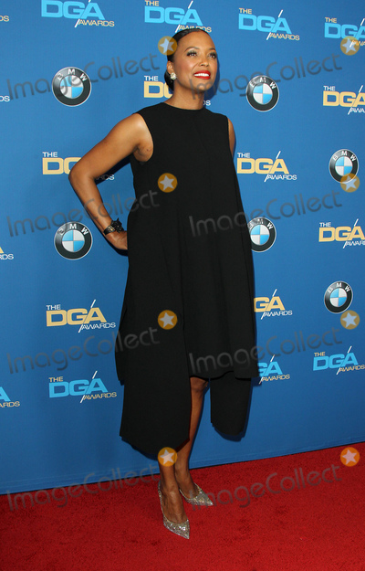 Aisha Tyler Photo - 03 February 2018 - Los Angeles California - Aisha Tyler 70th Annual DGA Awards Arrivals held at the Beverly Hilton Hotel in Beverly Hills Photo Credit AdMedia