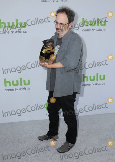 Robert Smigel Photo - 05 August 2016 - Beverly Hills California Robert Smigel Triumph The Insult Dog 2016 Hulu Summer TCA held at the Beverly Hilton Hotel Photo Credit Birdie ThompsonAdMedia