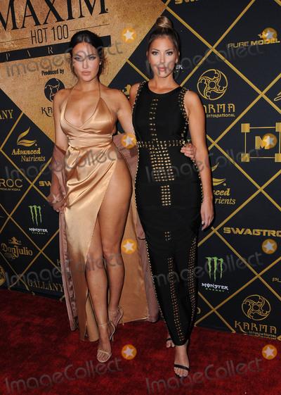 Natalie Halcro Photo - 30 July 2016 - Hollywood California Sophia Pierson Natalie Halcro The 2016 Maxim Hot 100 Party held at the Hollywood Palladium Photo Credit Birdie ThompsonAdMedia