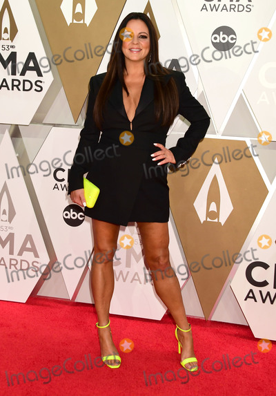 CMA Award Photo - 13 November 2019 - Nashville Tennessee - Sara Evans 53rd Annual CMA Awards Country Musics Biggest Night held at Music City Center Photo Credit Laura FarrAdMedia