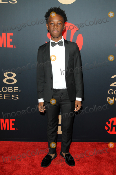 Alex Hibbert Photo - 6 January 2018 - Los Angeles California - Alex Hibbert Showtime Golden Globe Nominee Celebration held at the Sunset Tower Hotel in Los Angeles Photo Credit AdMedia