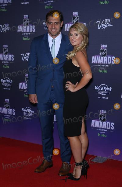Anze Kopitar Photo - 20 June 2018 - Las Vegas Nevada - Anze Kopitar 2018 NHL Awards Red Carpet the Hard Rock Hotel and Casino Photo Credit MJTAdMedia