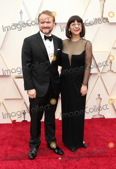 RIAN JOHNSON Photo - 09 February 2020 - Hollywood California - Rian Johnson Karina Longworth 92nd Annual Academy Awards presented by the Academy of Motion Picture Arts and Sciences held at Hollywood  Highland Center Photo Credit AdMedia