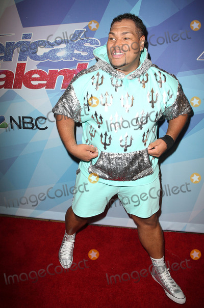 Oscar Hernandez Photo - 29 August 2017 - Hollywood California - Oscar Hernandez NBC Americas Got Talent Season 12 Live Show held at the Dolby Theatre Photo Credit F SadouAdMedia