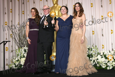Terry George Photo - 26 February 2012 - Hollywood California - Maya Rudolph Oorlagh George Terry George Kristen Wiig 84th Annual Academy Awards held at the Hollywood  Highland Center Photo Credit AdMedia