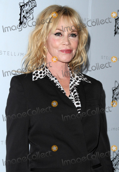 Melanie Griffiths Photo - 12 January 2016 - Los Angeles California - Melanie Griffith Stella McCartney Autumn 2016 Collection Event held at Amoeba Music Hollywood Photo Credit AdMedia
