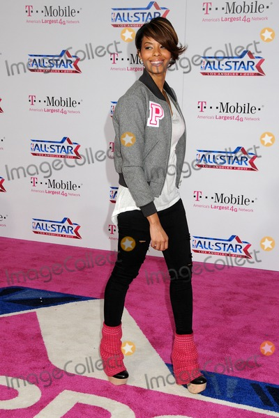 Vanessa Simmons Photo - 20 February 2011 - Los Angeles California - Vanessa Simmons T-Mobile Magenta Carpet at the 2011 NBA All-Star Game held at LA Live Photo Byron PurvisAdMedia