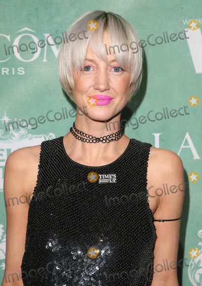 Andrea Riseborough Photo - 02 March 2018 - Beverly Hills California - Andrea Riseborough 11th Annual Women In Film Pre-Oscar Cocktail Party at Crustacean Photo Credit F SadouAdMedia
