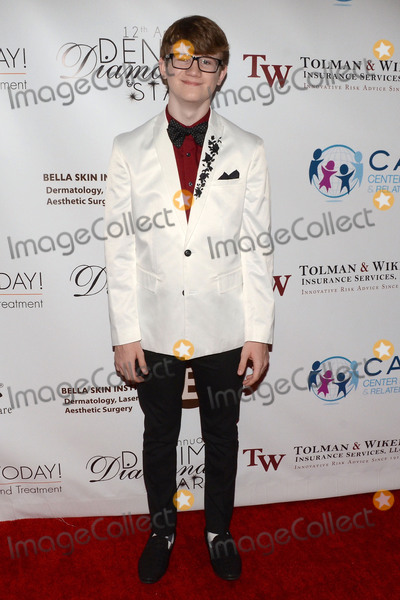 Aidan Miner Photo - 22 October 2017 - Westlake Village California - AIDAN MINER 12th Annual Denim Diamonds  Stars for Kids With Autism held at the Four Seasons Hotel Photo Credit Billy BennightAdMedia