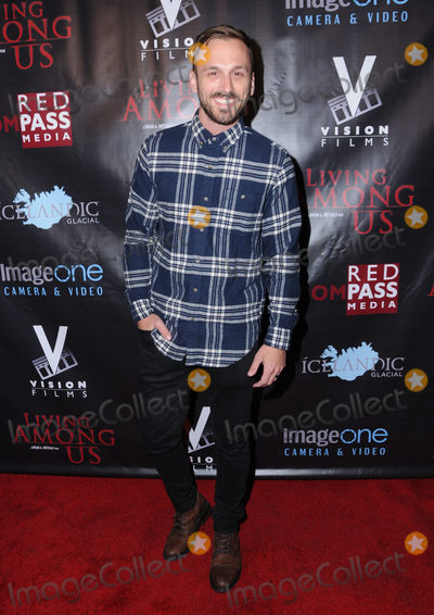Adam McArthur Photo - 01 February 2018 - Beverly Hills California - Adam McArthur Living Among Us Los Angeles Premiere held at Ahrya Fine Arts Theatre Photo Credit Birdie ThompsonAdMedia
