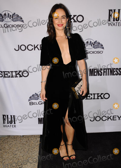 Ana De la reguera Photo - 28 September  2017 - Beverly Hills California - Ana De La Reguera 2017 Mens Fitness Game Changers held at Club James of the Goldstein Private Residence in Beverly Hills Photo Credit Birdie ThompsonAdMedia