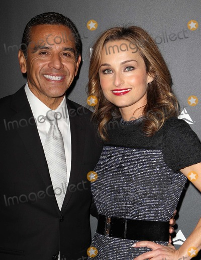 Giada De Laurentiis Photo - 7 February 2013 - Los Angeles California - Mayor Antonio Villaraigosa Giada De Laurentiis Delta Air Lines the Official Airline of the GRAMMY Awardscelebrate LAs music industry Held At The Getty House Photo Credit Kevan BrooksAdMedia