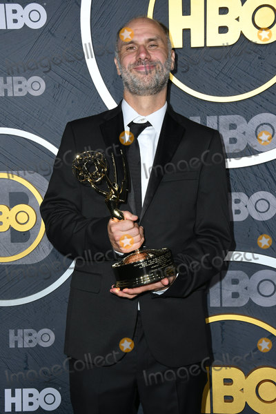 Jesse Armstrong Photo - 22 September 2019 - West Hollywood California - Jesse Armstrong 2019 HBO Emmy After Party held at The Pacific Design Center Photo Credit Birdie ThompsonAdMedia
