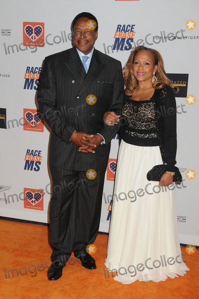 Dave Winfield Photo - 24 April 2015 - Century City California - Tonya Turner Dave Winfield 22nd Annual Race To Erase MS Gala held at The Hyatt Regency Century Plaza Hotel Photo Credit Byron PurvisAdMedia