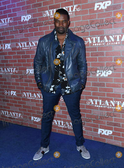 Amin Joseph Photo - 19 February 2018 - Los Angeles California - Amin Joseph FXs Atlanta Robbin Season LA Premiere held at The ACE Hotel Photo Credit Birdie ThompsonAdMedia