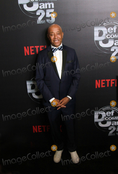 RUSSEL SIMMONS Photo - 10 September 2017 - Beverly Hills California - Russell Simmons Netflix Def Comedy Jam 25 held at The Beverly Hilton Photo Credit Theresa BoucheAdMedia