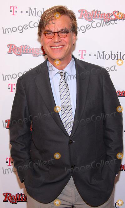 Aaron Sorkin Photo - 26  February 2011 - Los Angeles California - Aaron Sorkin Rolling Stones Awards  Weekend  Bash  held at  Drais Hollywood Photo Credit T ConradAdMedia Photo TConradAdMedia