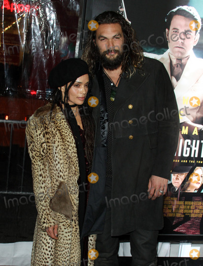 Lisa Bonet Photo - 9 January 2017 - Los Angeles California - Lisa Bonet and husband Jason Momoa Live By Night World Premiere held at the TCL Chinese Theatre Photo Credit AdMedia