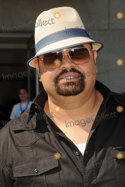 Heavy D Photo - 08 November 2011 - Los Angeles CA - American rapper Dwight Arrington Myers better known as Heavy D has died on November 8 2011 at the age of 44 in Los Angeles California File Photo 30 July 2011 - Santa Monica California - Dwight Myers (aka Heavy D) 2011 GRAMMY Block Party Charity Fundraiser for PATH held at The Recording Academy Photo Credit Byron PurvisAdMedia