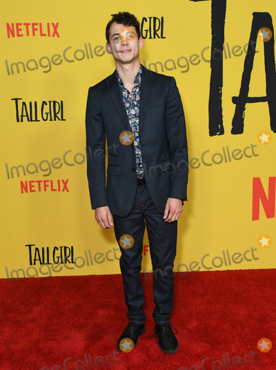 Andrew Brodeur Photo - 09 September 2019 - Hollywood California - Andrew Brodeur Netflix Tall Girl Special Screening Los Angeles held at Netflix HOME Theater Photo Credit Birdie ThompsonAdMedia