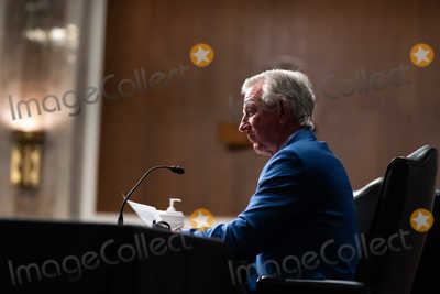 Alabama Photo - United States Senator Tommy Tuberville (Republican of Alabama) speaks at a hearing on the United States Special Operations Command and United States Cyber Command with the Senate Armed Services Committee on Capitol Hill in Washington DC on March 25th 2021Credit Anna Moneymaker  Pool via CNPAdMedia