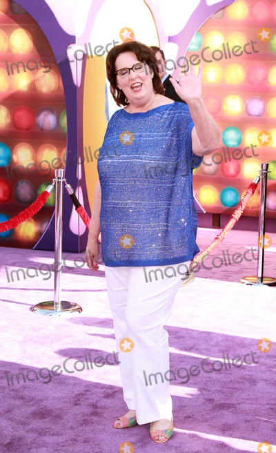 Phyllis Smith Photo - 08 June 2015 - Hollywood California - Phyllis Smith Disney-Pixars Inside Out World Premiere held at the El Capitan Theatre Photo Credit Theresa BoucheAdMedia