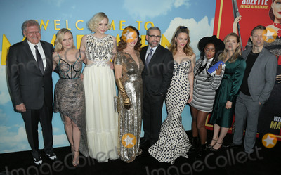 Diane Kruger Photo - 10 December 2018 - Hollywood California - Robert Zemeckis Diane Kruger Leslie Zemeckis Steve Carell Leslie Mann Janelle Mone Merritt Wever  Universal Pictures And DreamWorks Pictures Premiere Of Welcome To Marwen held at The Acrlight Hollywood Photo Credit PMAAdMedia